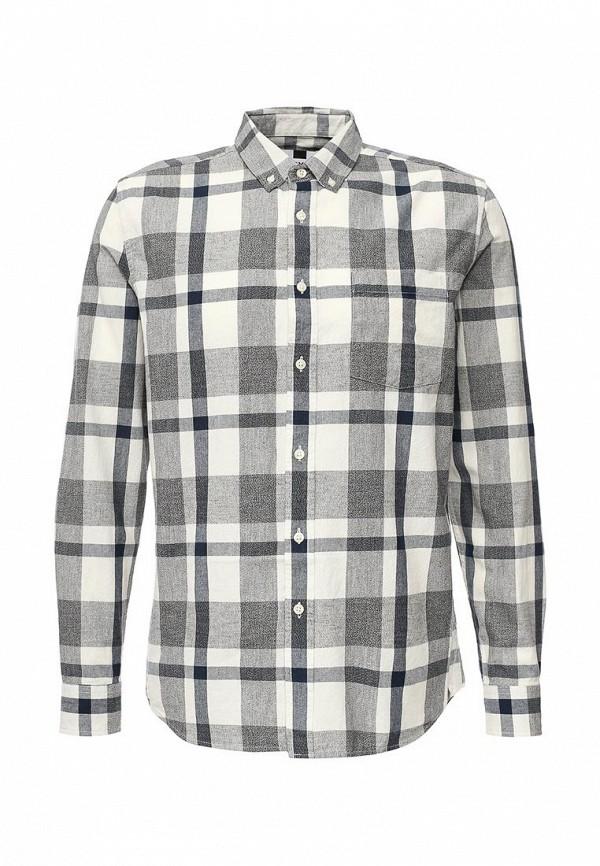 Рубашка с длинным рукавом Topman (Топмэн) 83C26MWHT