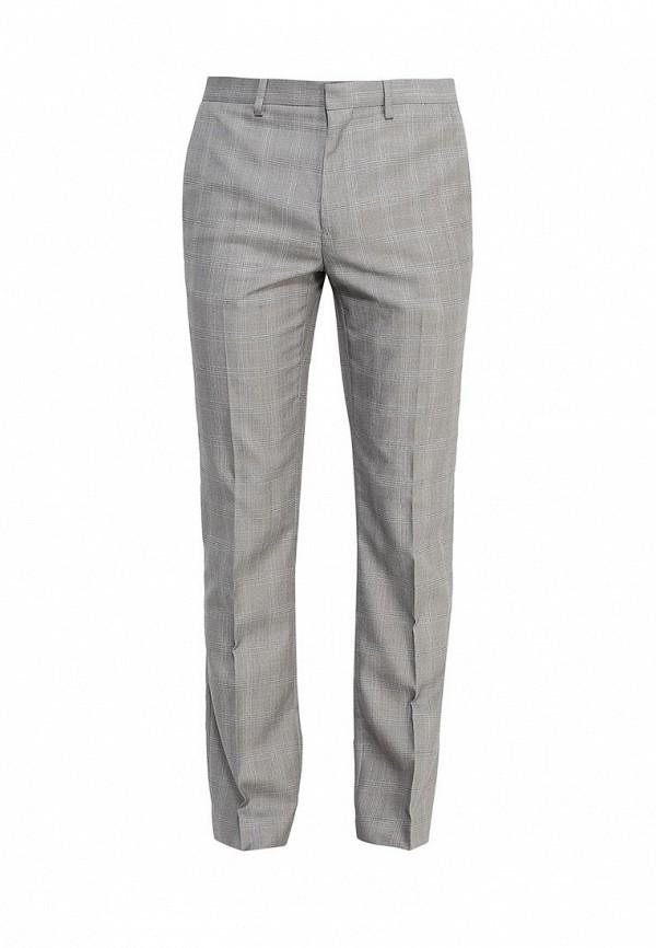 Мужские классические брюки Topman 87T20NGRY