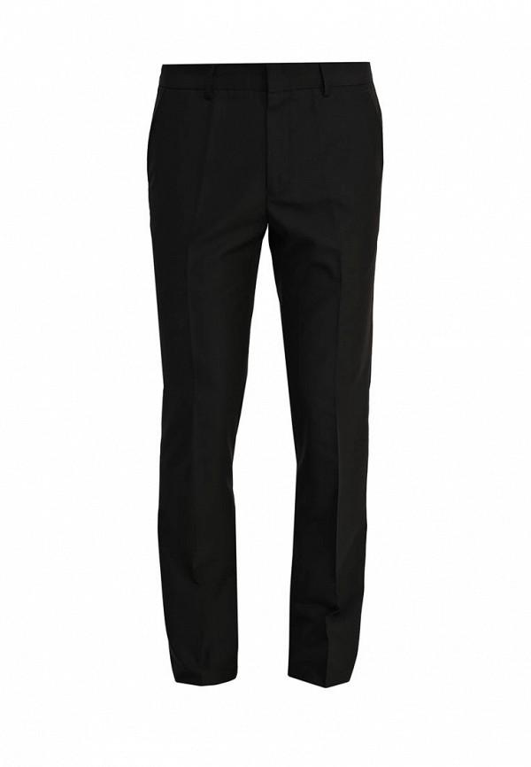 Мужские классические брюки Topman 88E21MBLK