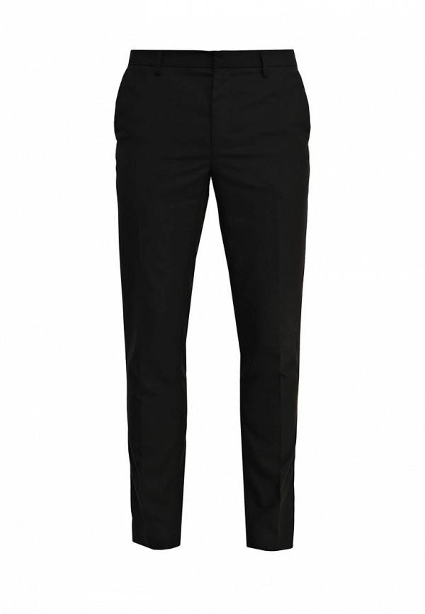 Мужские классические брюки Topman 88E22MBLK