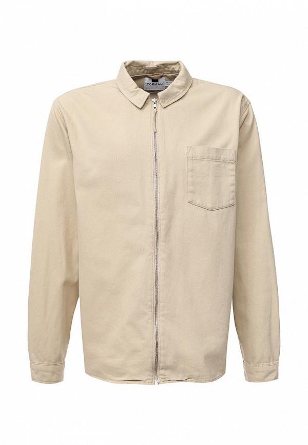 Рубашка с длинным рукавом Topman 83O14MSTN