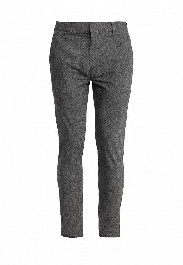 Мужские повседневные брюки Topman (Топмэн) 68F13MGRY