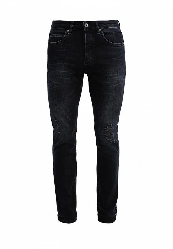 Мужские прямые джинсы Topman (Топмэн) 69C07NDST