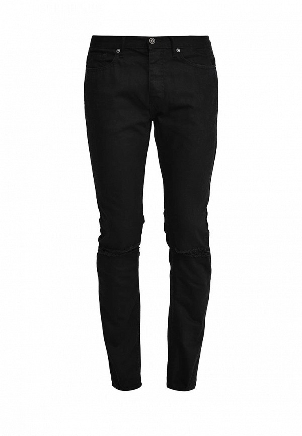 Зауженные джинсы Topman (Топмэн) 69E32MBLK