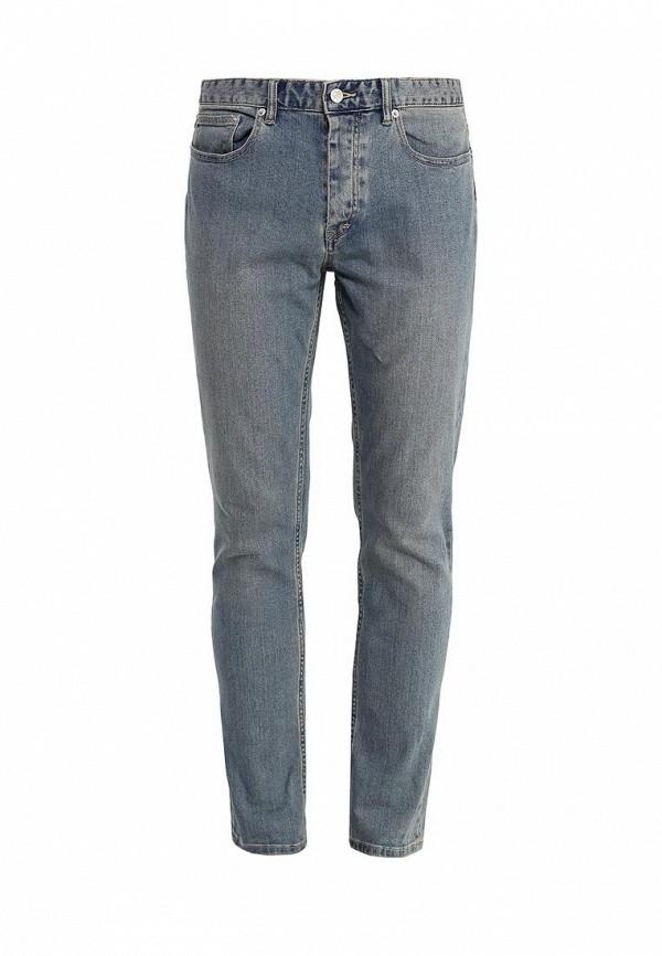 Мужские прямые джинсы Topman (Топмэн) 69E44MLST