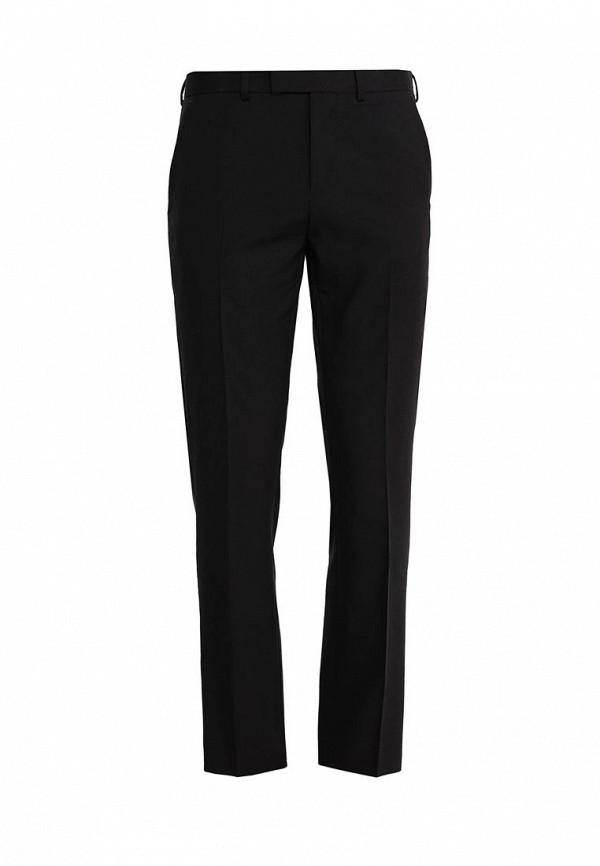 Мужские классические брюки Topman 87T16NBLK