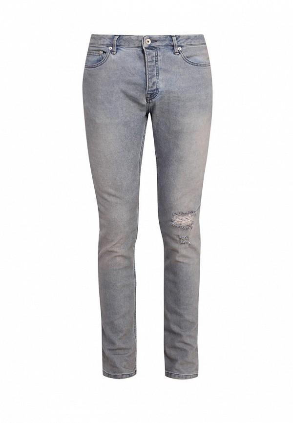 Зауженные джинсы Topman (Топмэн) 69B15NLST