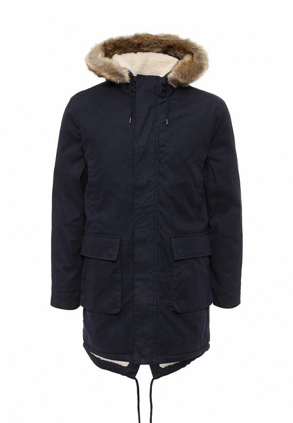 Куртка утепленная Topman Topman TO030EMMBL73 topman куртка утепленная