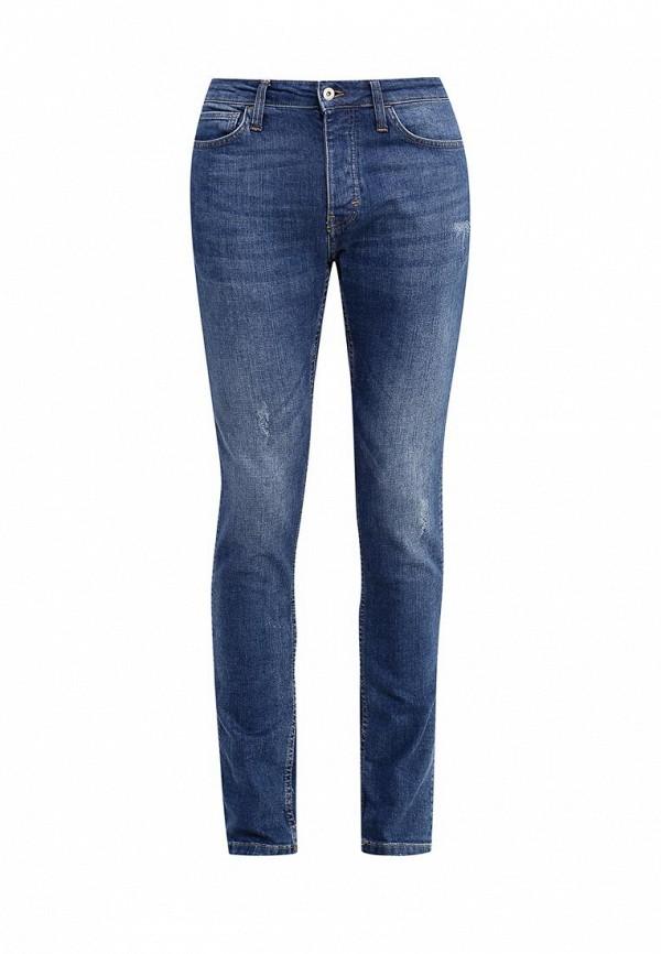 Зауженные джинсы Topman 69B01NMST