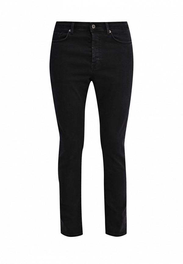 Зауженные джинсы Topman (Топмэн) 69J01NBLK