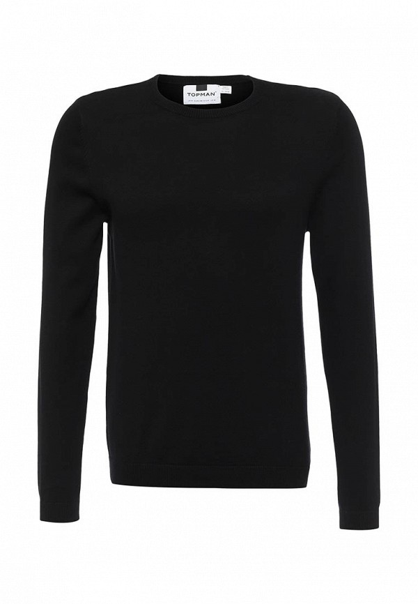 Пуловер Topman (Топмэн) 81A01MBLK
