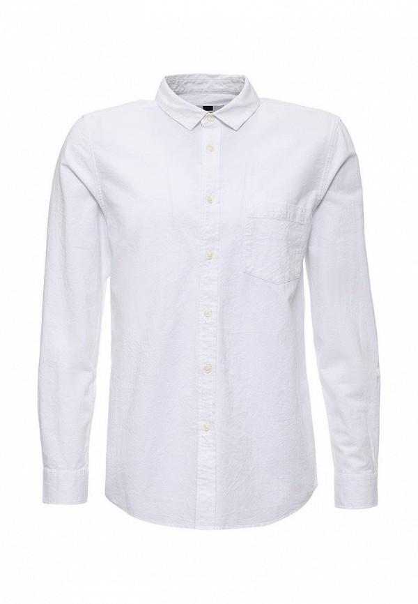 Рубашка с длинным рукавом Topman 83B13MWHT