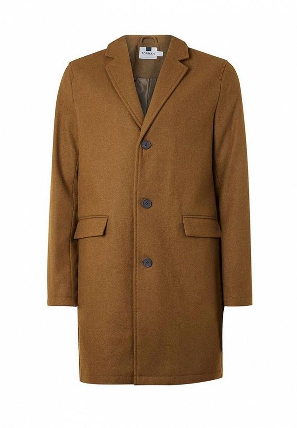 Мужские пальто Topman (Топмэн) 64D22ACAM