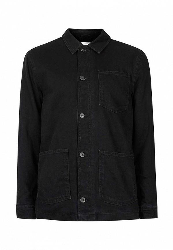 Джинсовая куртка Topman 64P27MBLK