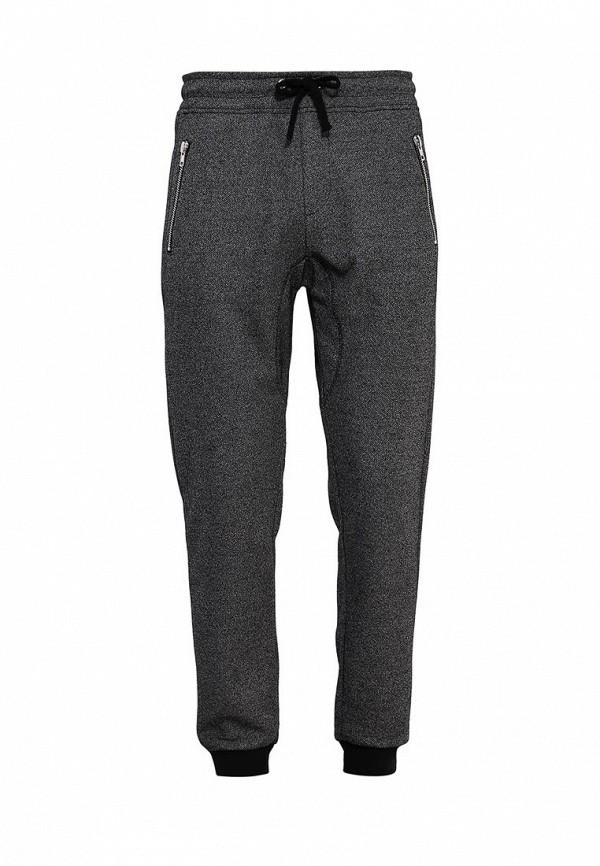 Мужские спортивные брюки Topman (Топмэн) 68J16NBLK