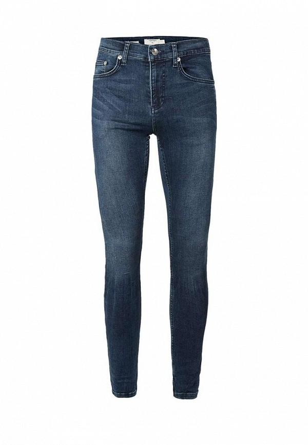 Зауженные джинсы Topman (Топмэн) 69D17NMST