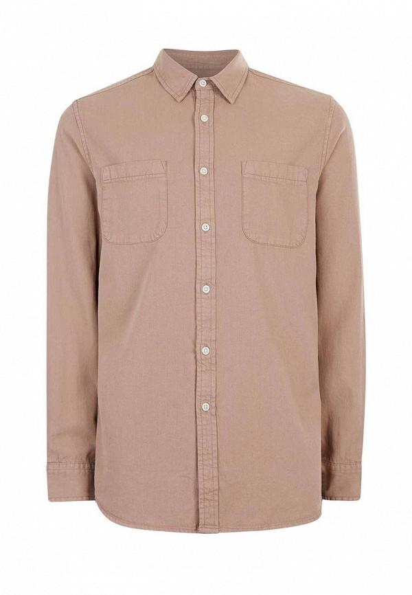 Рубашка с длинным рукавом Topman (Топмэн) 83D24MPNK