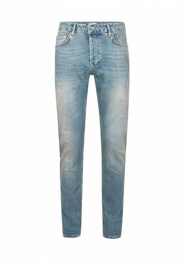 Зауженные джинсы Topman (Топмэн) 69C08NLST