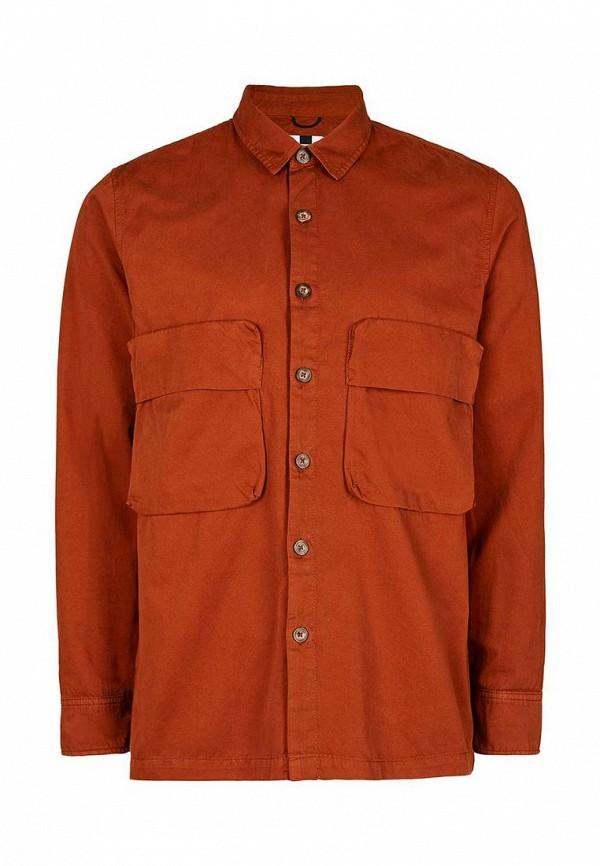 Рубашка с длинным рукавом Topman (Топмэн) 83O33MBRN