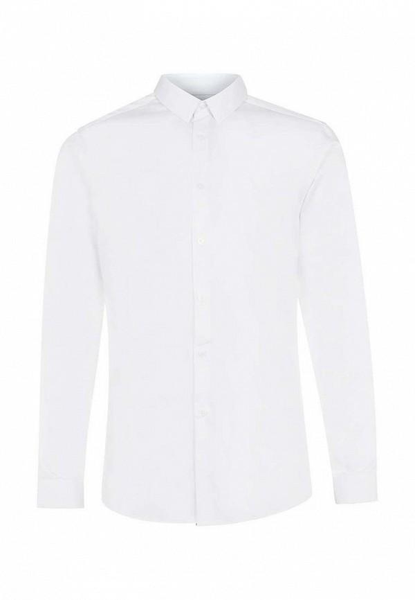 Рубашка с длинным рукавом Topman (Топмэн) 84P12MWHT