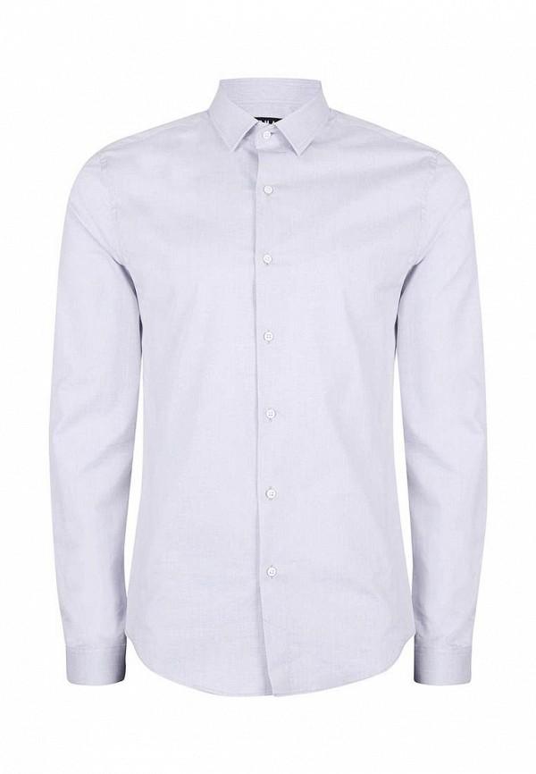 Рубашка с длинным рукавом Topman (Топмэн) 84H07MGRY