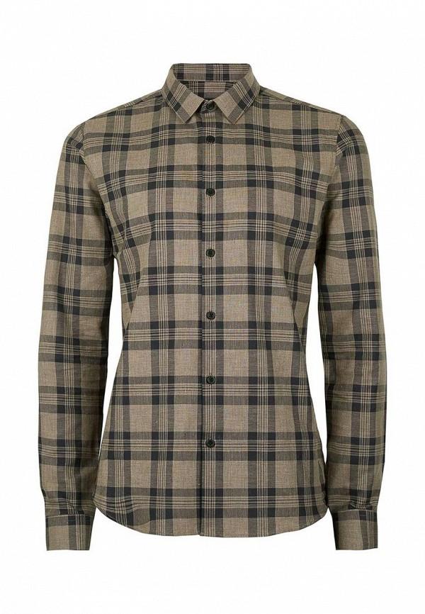 Рубашка с длинным рукавом Topman (Топмэн) 84C16MSTN