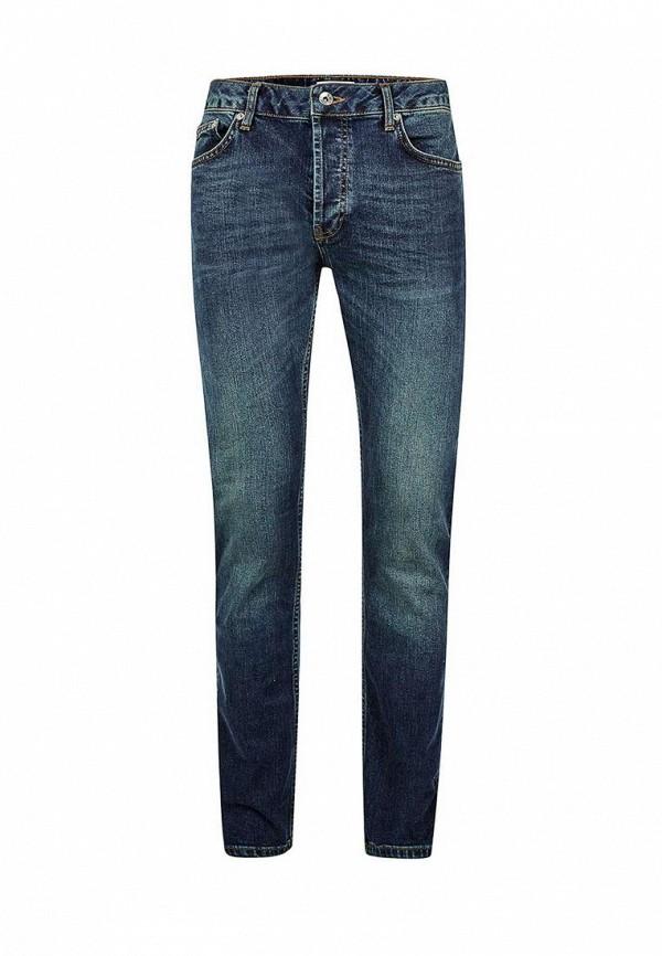 Зауженные джинсы Topman (Топмэн) 69C09NDST