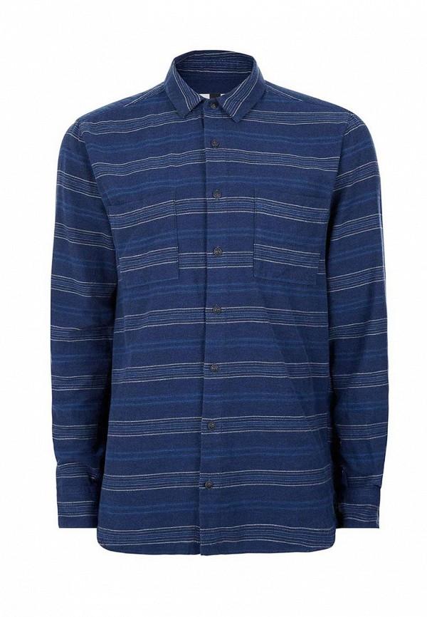 Рубашка с длинным рукавом Topman (Топмэн) 83J09MNAV