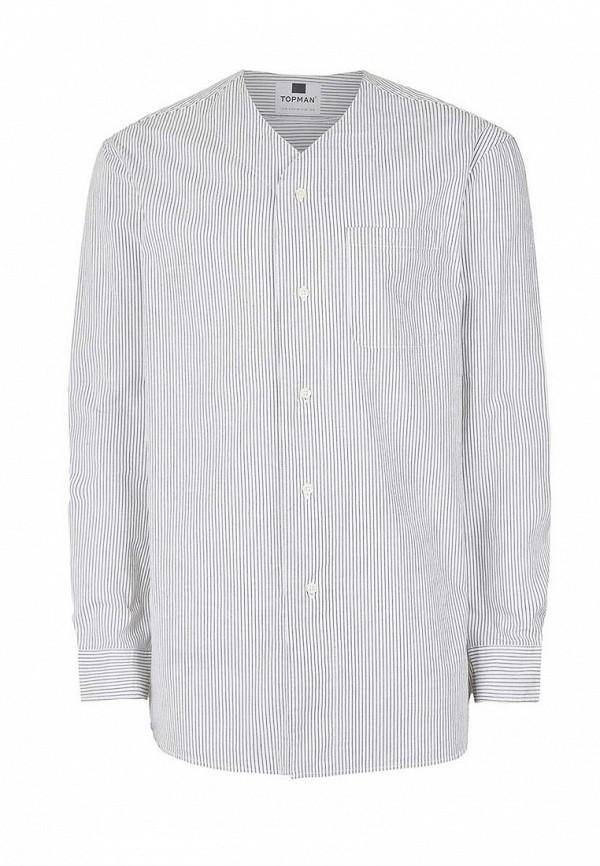 Рубашка с длинным рукавом Topman (Топмэн) 83U11MWHT