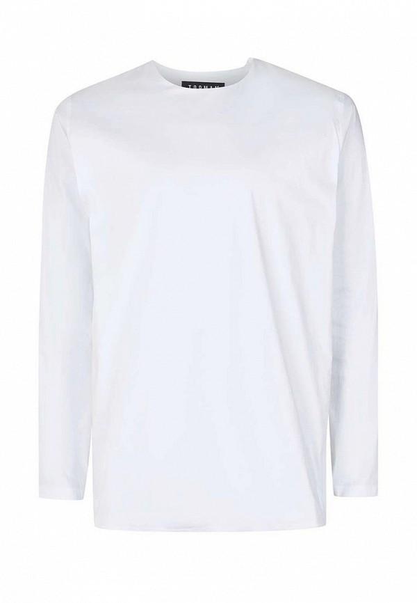 Рубашка с длинным рукавом Topman (Топмэн) 84H02MWHT