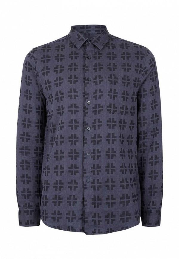 Рубашка с длинным рукавом Topman (Топмэн) 83U10MNAV