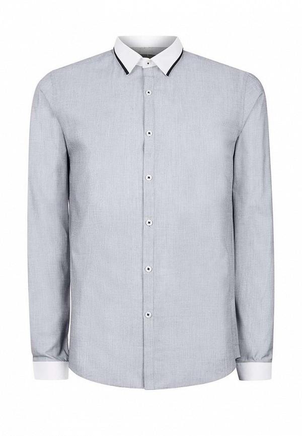 Рубашка с длинным рукавом Topman (Топмэн) 84L27MGRY