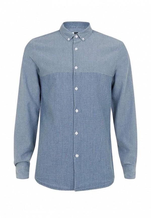 Рубашка с длинным рукавом Topman (Топмэн) 83U06KBLE