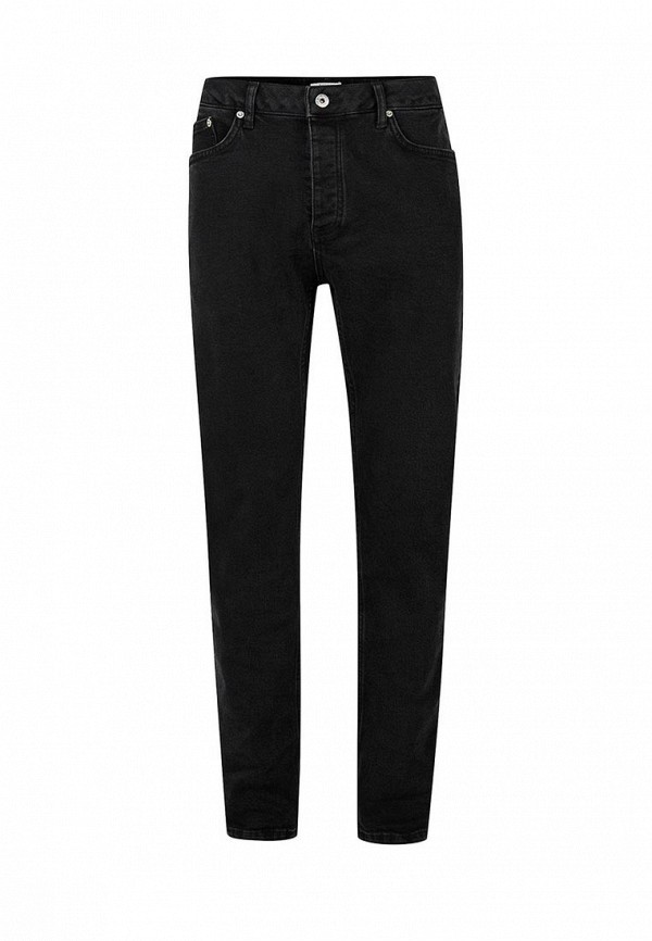 Мужские прямые джинсы Topman (Топмэн) 69J01OBLK