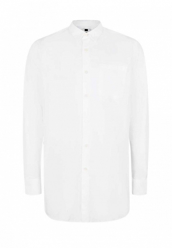 Рубашка с длинным рукавом Topman (Топмэн) 83F15MWHT