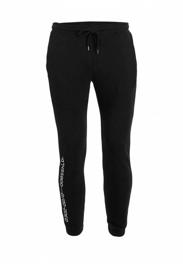 Мужские спортивные брюки Topman (Топмэн) 68J37NBLK