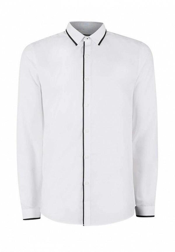 Рубашка с длинным рукавом Topman (Топмэн) 84L26MWHT