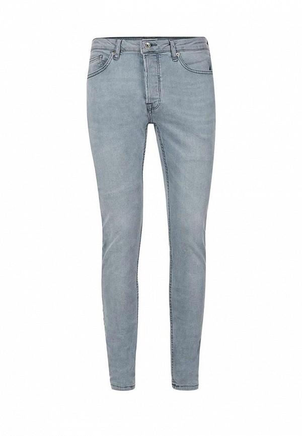 Зауженные джинсы Topman (Топмэн) 69F18NLST
