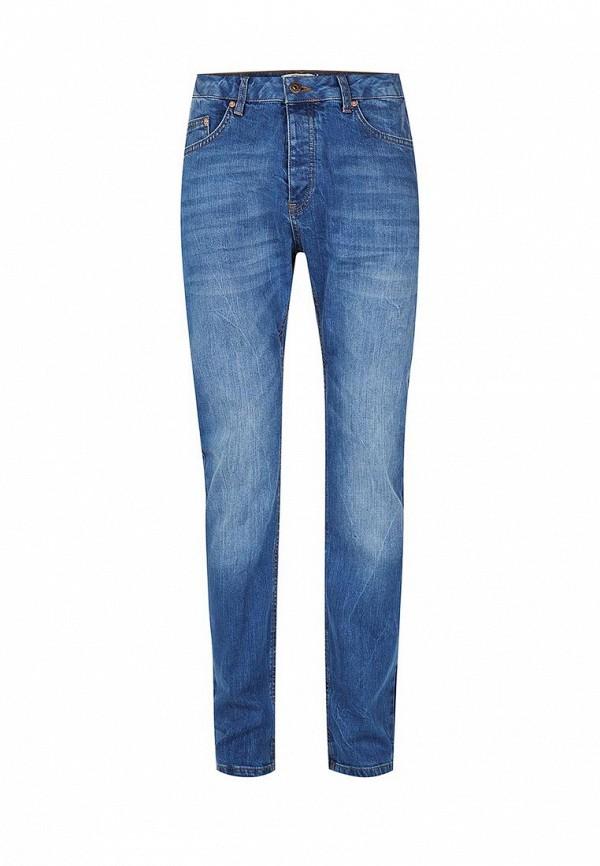Зауженные джинсы Topman (Топмэн) 69J04OMST
