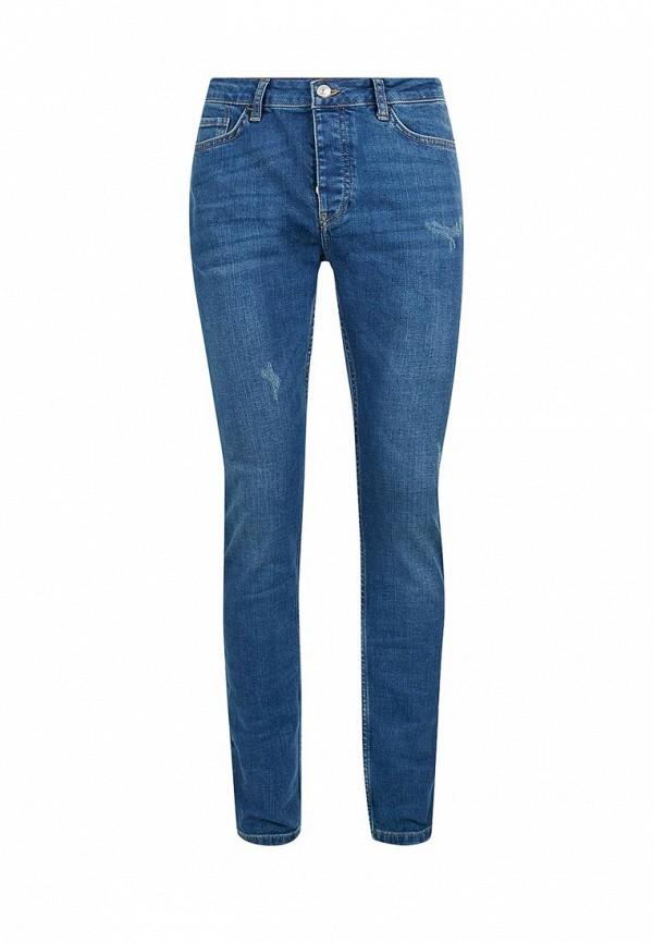 Зауженные джинсы Topman (Топмэн) 69B10OMST