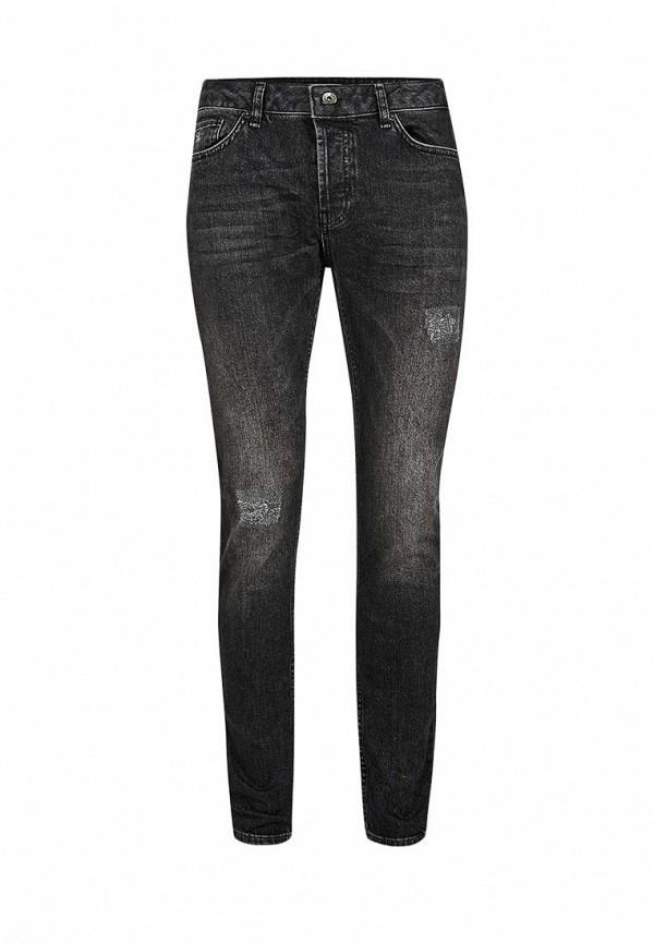 Зауженные джинсы Topman (Топмэн) 69B40NWBL