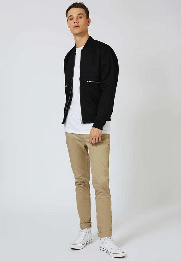 Футболка Topman Topman TO030EMQJF47 шорты спортивные topman topman to030emuws10