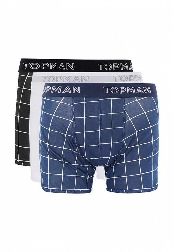 Комплект трусов 3 шт. Topman Topman TO030EMRMB26 комплект трусов 3 шт infinity kids