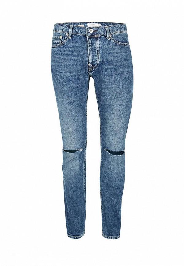 Зауженные джинсы Topman (Топмэн) 69C16NDST