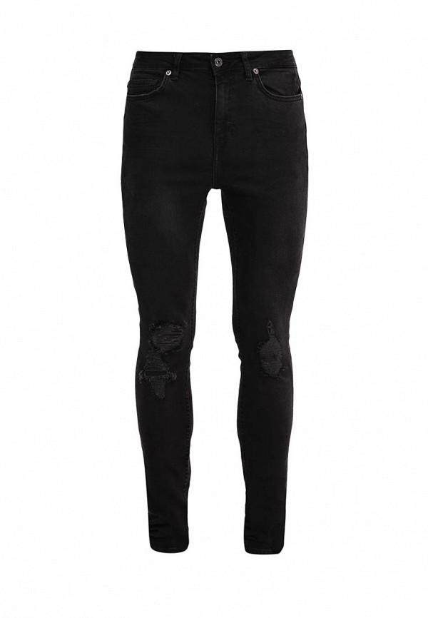 Зауженные джинсы Topman (Топмэн) 69D04OBLK