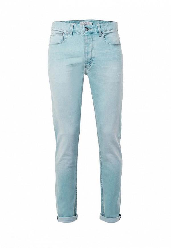 Мужские прямые джинсы Topman (Топмэн) 69E90LIND