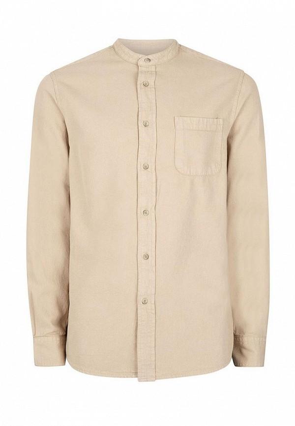 Рубашка с длинным рукавом Topman (Топмэн) 83B17NSTN