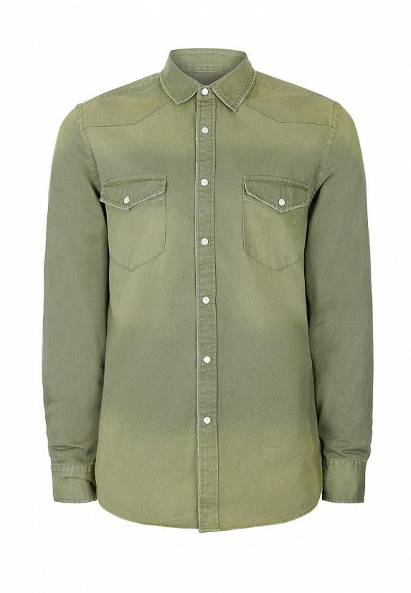 Рубашка с длинным рукавом Topman (Топмэн) 83F01MKHA