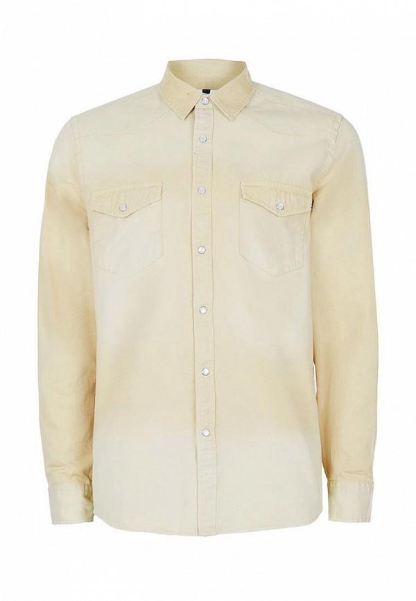 Рубашка с длинным рукавом Topman (Топмэн) 83F02MSTN