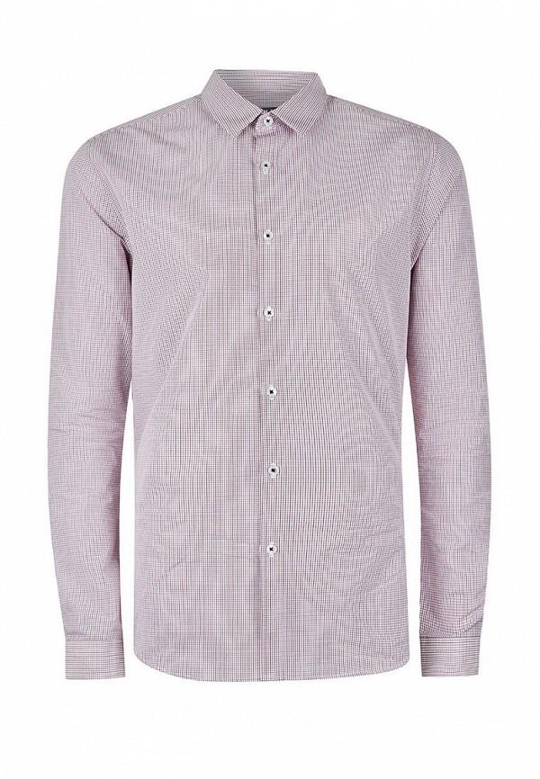 Рубашка с длинным рукавом Topman (Топмэн) 84C12MRED